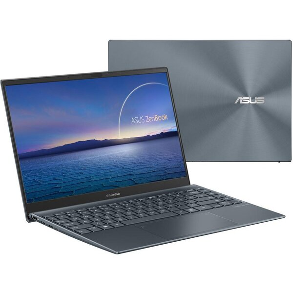 ASUS Zenbook UX325JA šedý