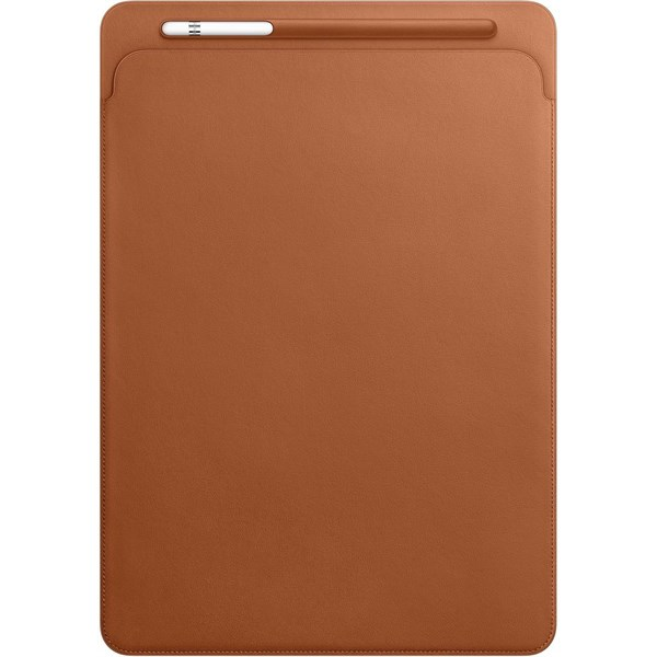 Apple Leather Sleeve MQ0Q2ZM/A Sedlově hnědá