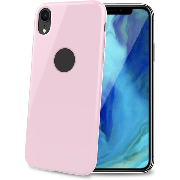 CELLY Gelskin pouzdro Apple iPhone XR růžová