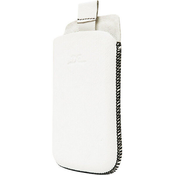 DC Uni pouzdro TOP 03 M (112x59mm) bílé/černé šití
