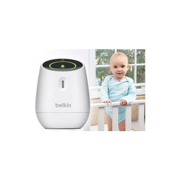 Belkin WeMo Baby Monitor - dětská chůvička