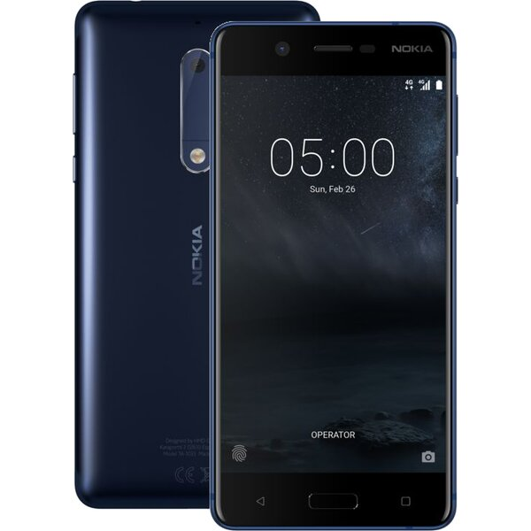 Nokia 5 Single SIM Modrá