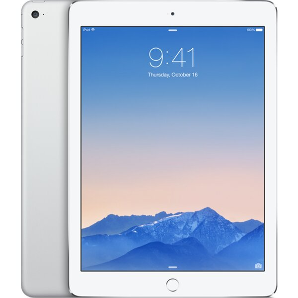 Apple iPad Air 2 32GB Wi-Fi + Cellular stříbrný