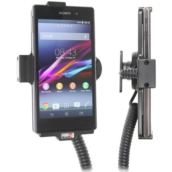 Brodit držák do auta pro Sony Xperia Z1 s nabíjením