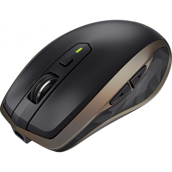 Logitech MX Anywhere 2 myš, černá