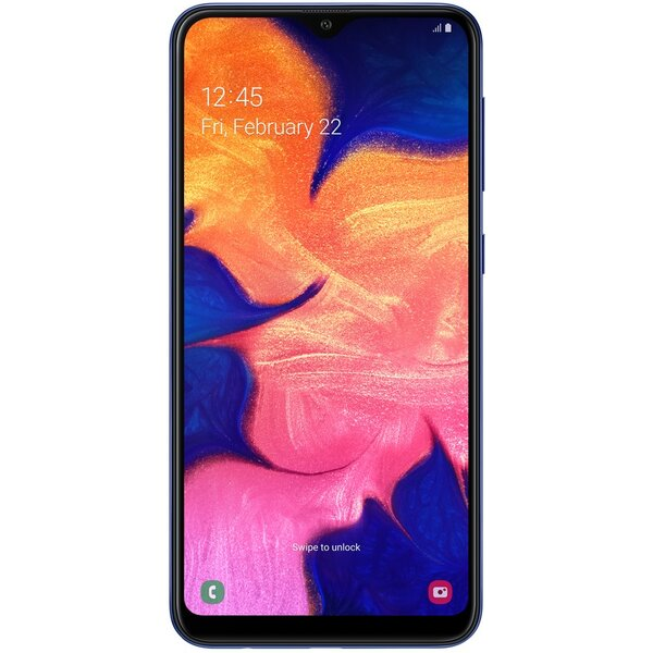 Samsung Galaxy A10 Dual SIM Modrá