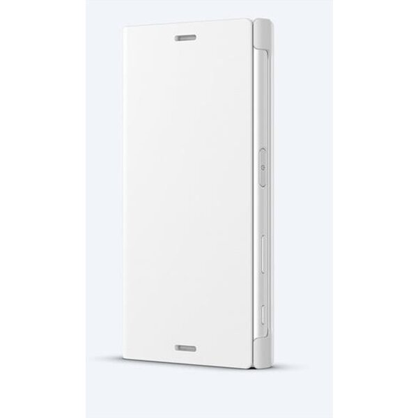 Sony SCSF20 flipové pouzdro Sony Xperia X Compact bílé
