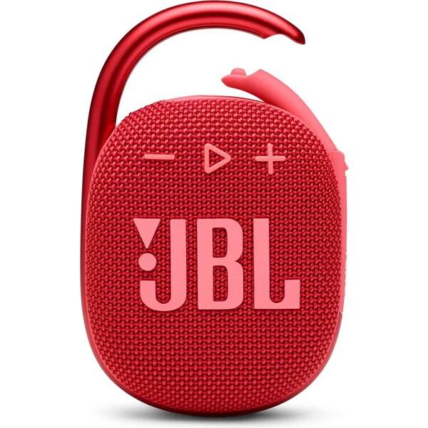 JBL Clip 4 červený