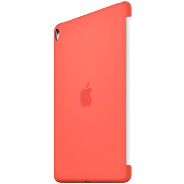 """Apple iPad Pro 9,7"""" Silicone Case zadní kryt meruňkový"""
