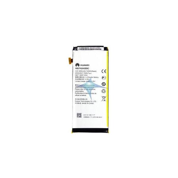 Baterie Huawei HB3742A0EBC Huawei Ascend P6 2000mAh - originální Bílá