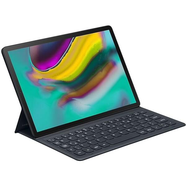 Samsung EJ-FT720U ochranný kryt s klávesnicí Galaxy Tab S5e černý