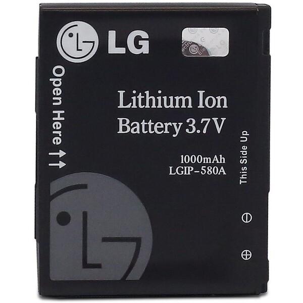 LG LGIP-580N baterie 1000mAh (eko-balení)
