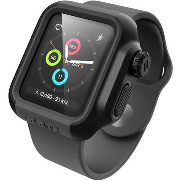 Catalyst Impact Protection C. pouzdro na Apple Watch 2/3 38mm černé