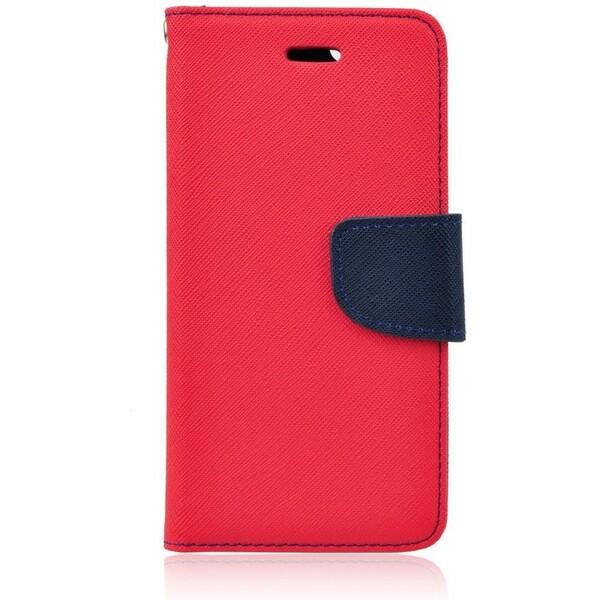 Smarty flip pouzdro LG K10 červené/modré