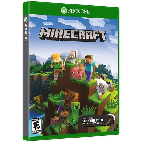 Minecraft Starter Collection (Xbox)