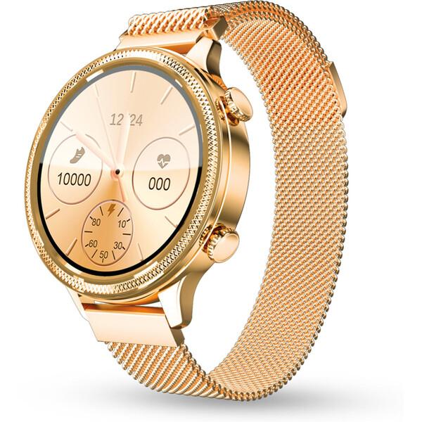 Aligator Watch Lady chytré hodinky zlaté