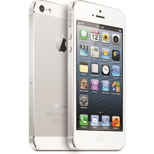 Apple iPhone 5 32GB bílý
