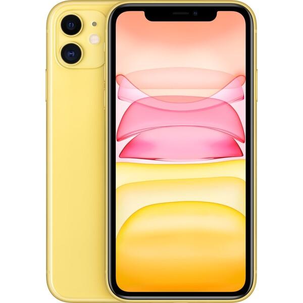 Apple iPhone 11 256GB žlutý