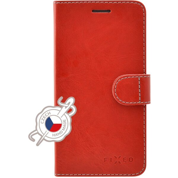 FIXED FIT flip pouzdro Samsung Galaxy Xcover 4/4S červené