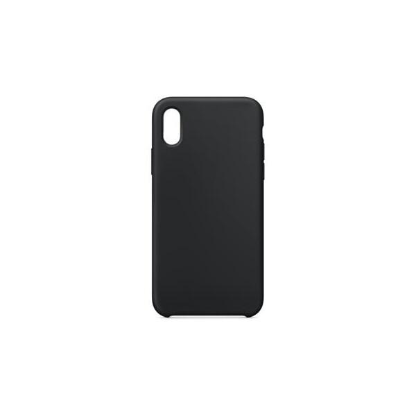 Swissten Liquid silikonové pouzdro Huawei P20 Lite černé