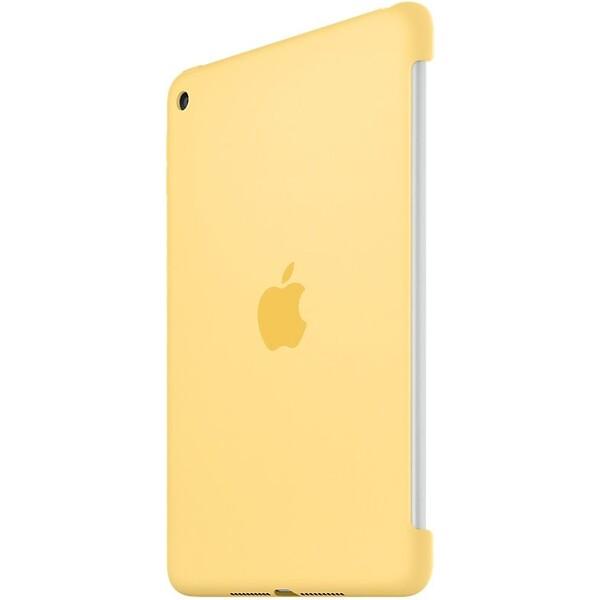 Apple iPad mini 4 Silicone Case zadní kryt žlutý