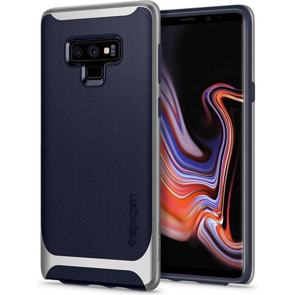Spigen Neo Hybrid Galaxy Note9 599CS24593 Stříbrná