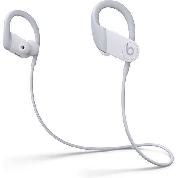 Beats Powerbeats 4 bezdrátová sluchátka bílá