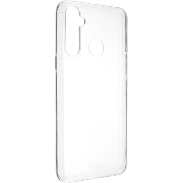 FIXED Skin ultratenké TPU pouzdro 0,6mm Realme 6i čiré