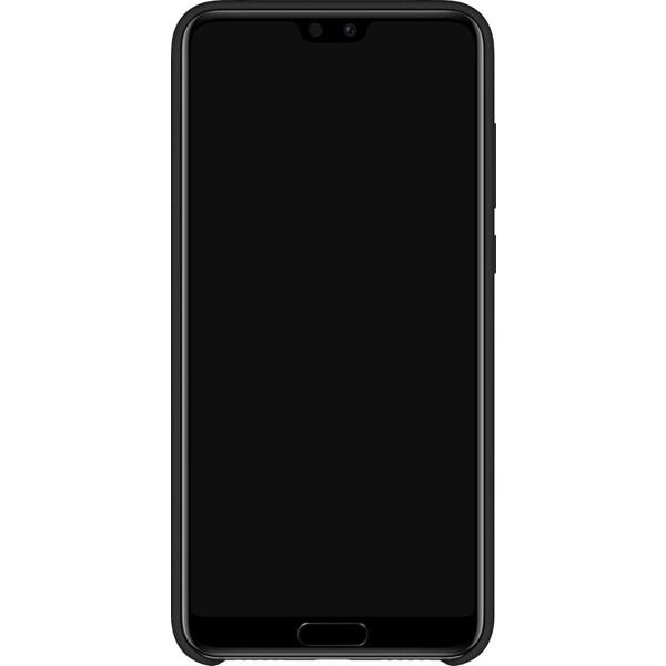 Huawei ochranné pouzdro Huawei P20 Pro černé 51992382 Černá