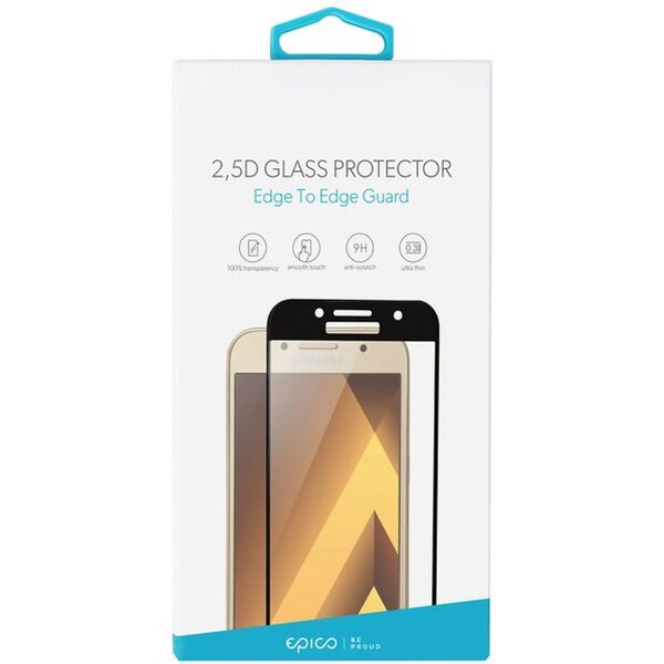 Tvrzené sklo pro Huawei P20 Lite EPICO GLASS 2,5D 28312151100001 Bílá
