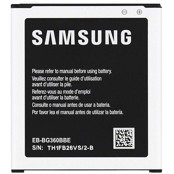 Baterie Samsung EB-BG360BB Stříbrná