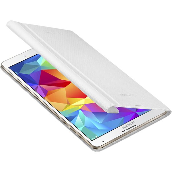 Samsung EF-BT700BW polohovací pouzdro Galaxy Tab S 8.4 bílé