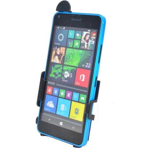 FIXER držák pro Microsoft Lumia 640 a 640 Dual SIM FIXH434 Černá