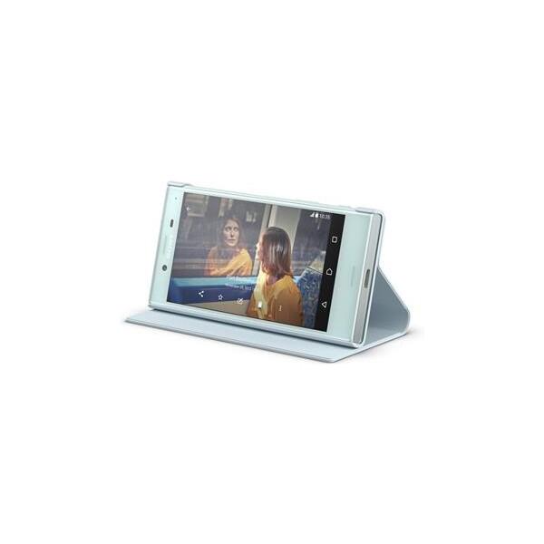 Sony SCSF20 flipové pouzdro Sony Xperia X Compact modré