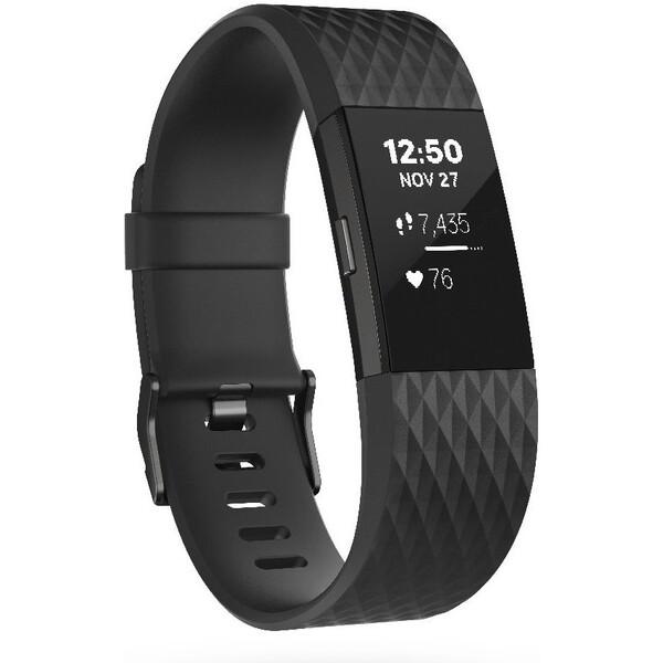 Fitbit Charge 2 L Černá