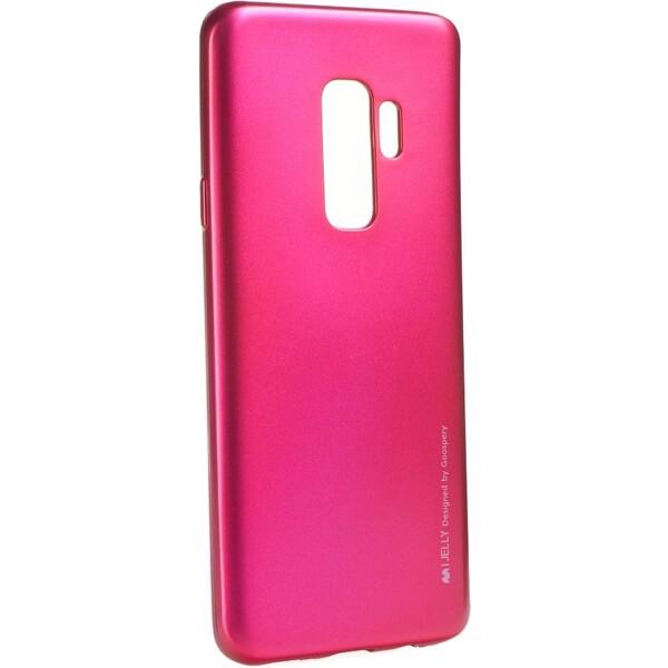 Mercury i-Jelly pouzdro Samsung Galaxy S9 64560 Růžová