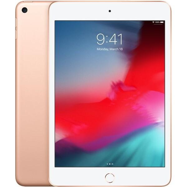 Apple iPad mini 256GB Wi-Fi + Cellular zlatý (2019)