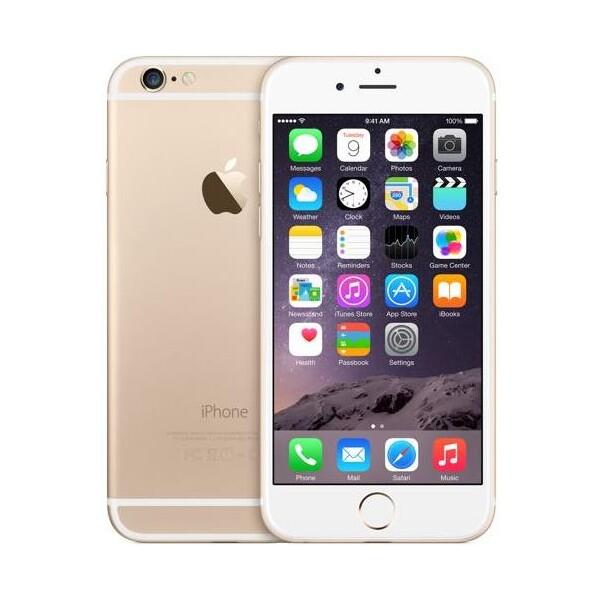 Apple iPhone 6 16GB Zlatá