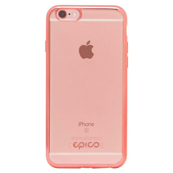 Epico BRIGHT ochranný kryt Apple iPhone 7 růžově-zlatý