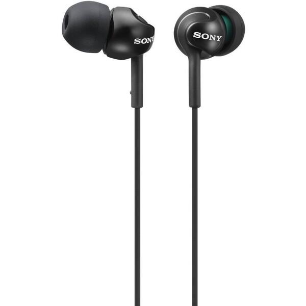 Sony MDR-EX110LP Černá