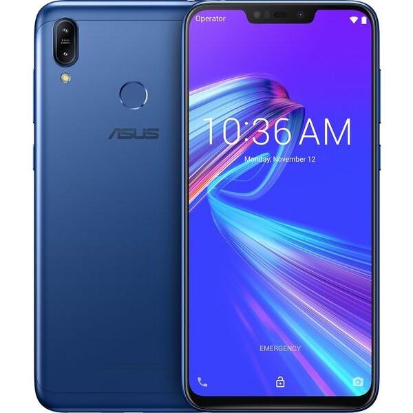 Asus ZenFone Max (M2) Modrá