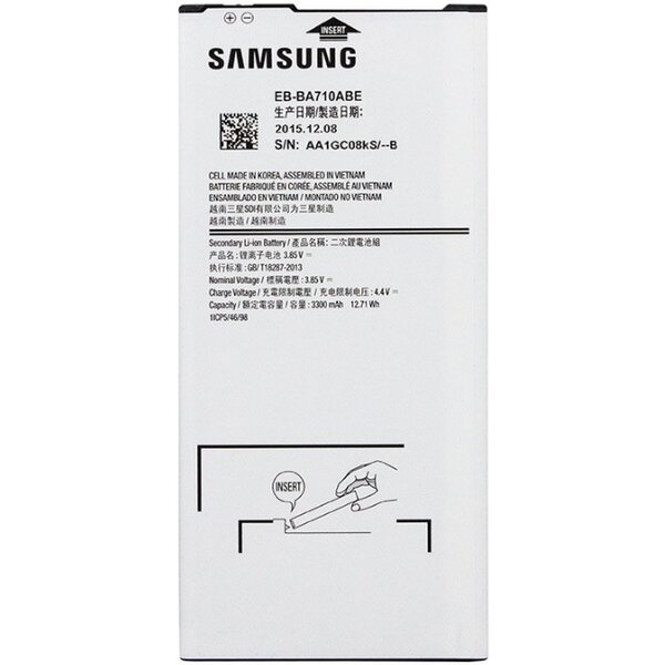 baterie Samsung EB-BA710ABE