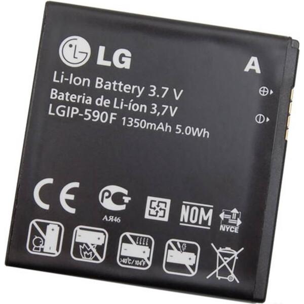 LG LGIP-590F baterie 1350mAh (eko-balení)