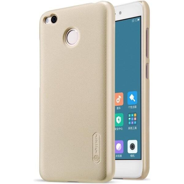 Pouzdro Nillkin Super Frosted Xiaomi Redmi Note 5A Prime Zlatá