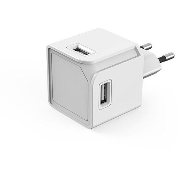 PowerCube USBcube Original 4x USB zásuvka bílá
