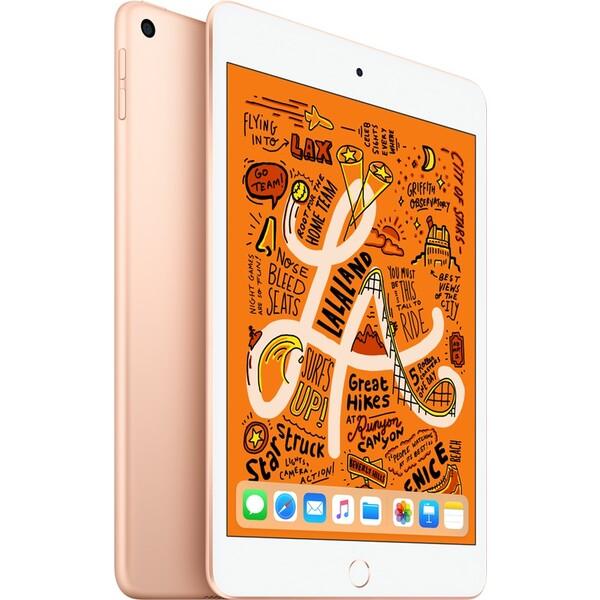 Apple iPad mini 64GB Wi-Fi zlatý (2019)