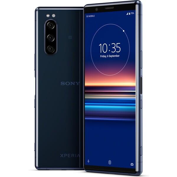Sony Xperia 5 Dual SIM modrá