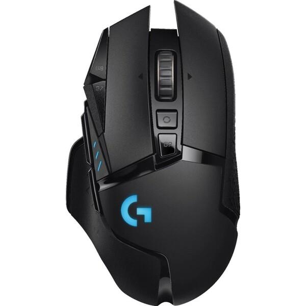 Logitech G502 Lightspeed černá