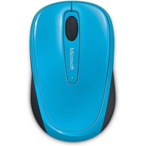 Microsoft Wireless Mobile Mouse 3500 azurová