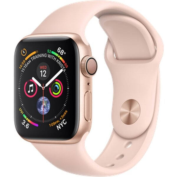Apple Watch Series 4 40mm Zlatá
